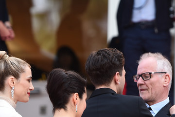 Thierry Fremaux 'Matthias Et Maxime (Matthias and Maxime)' Red Carpet - The 72nd Annual Cannes Film Festival