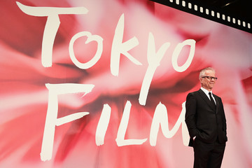 Thierry Fremaux 30th Tokyo International Film Festival Opening Ceremony