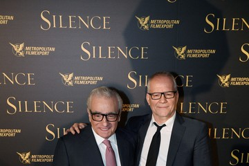 Thierry Fremaux Photocall for the Movie 'Silence' in Paris