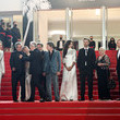 """Thierry Fremaux """"Tralala"""" Red Carpet - The 74th Annual Cannes Film Festival"""