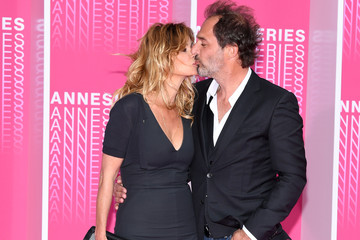 Thierry Peythieu 'Killing Eve' and 'When Heroes Fly' Pink Carpet Arrivals - The 1st Cannes International Series Festival
