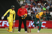 Imran Tahir of the Proteas  in action during the 3rd KFC T20 International match between South Africa and Australia at PPC Newlands on March 09, 2016 in Cape Town, South Africa.