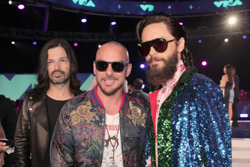 Thirty Seconds to Mars 2017 MTV Video Music Awards - Red Carpet