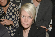 Style director at T Magazine Kate Lanphear attends the Thom Browne Women's fashion show during Mercedes-Benz Fashion Week Spring 2015 on September 8, 2014 in New York City.