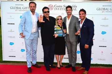 Thom Evans Costa Smeralda Invitational - Day 2