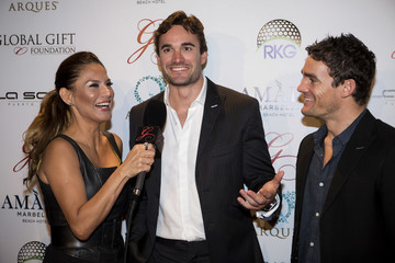 Thom Evans 2nd Annual Global Gift and Ronan Keating Golf Tournament, Dinner and Concert
