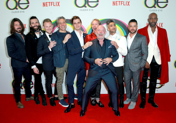 Netflix's 'Queer Eye' Premiere Screening and After Party in Los Angeles, CA