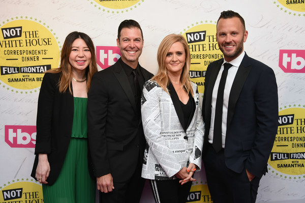 'Full Frontal With Samantha Bee' Not The White House Correspondents Dinner - Red Carpet