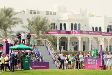 Thomas Aiken Commercial Bank Qatar Masters - Day Three