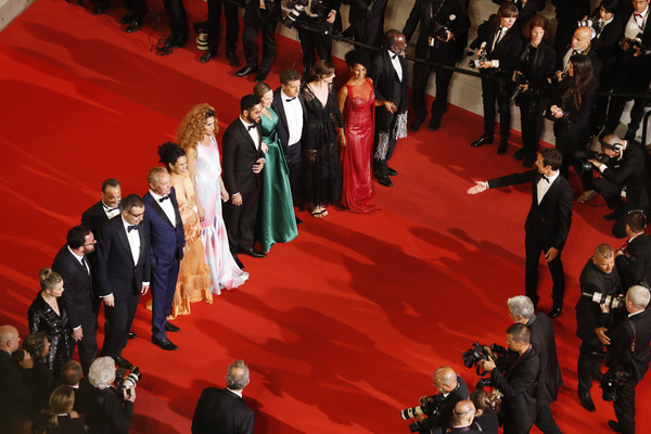 'Bacurau' Red Carpet - The 72nd Annual Cannes Film Festival