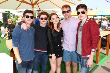 Thomas Barbusca The Elizabeth Glaser Pediatric AIDS Foundation's 28th Annual A Time for Heroes Family Festival