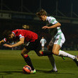 Thomas Eaves Yeovil Town v Manchester United - FA Cup Third Round