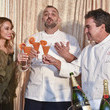 Thomas Henzi The Beverly Hilton Unveils Menu for the 75th Annual Golden Globe Awards