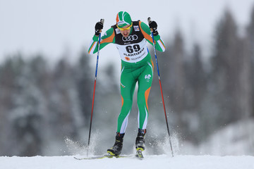 Thomas Hjalmar Westgaard Men's and Women's Cross Country Sprint - FIS Nordic World Ski Championships