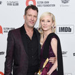 Thomas Jane 28th Annual Elton John AIDS Foundation Academy Awards Viewing Party Sponsored By IMDb, Neuro Drinks And Walmart - Red Carpet