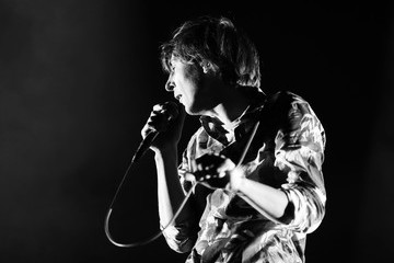 Thomas Mars KROQ Almost Acoustic Christmas 2017 - Day 2