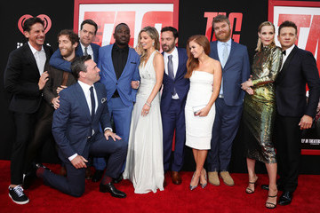 Thomas Middleditch Premiere Of Warner Bros. Pictures And New Line Cinema's 'Tag' Red Carpet