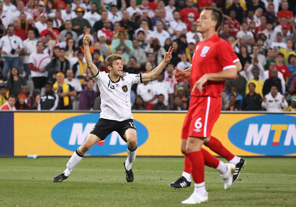 Germany v England: 2010 FIFA World Cup - Round of Sixteen []