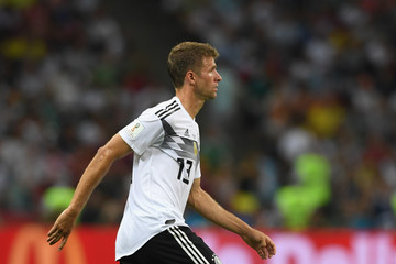 Thomas Mueller Germany vs. Sweden: Group F - 2018 FIFA World Cup Russia