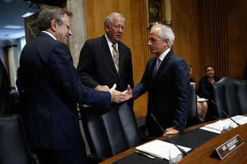 Thomas Shannon Senate Foreign Relations Committee Holds Hearing