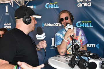 Thomas Wesley Pentz SiriusXM Music Lounge At 1 Hotel South Beach - Day 2