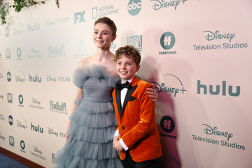 Thomasin McKenzie 2020 Hulu Golden Globe Awards After Party