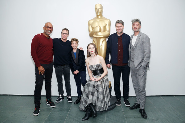 The Academy Of Motion Pictures Arts & Sciences Hosts An Official Academy Screening Of JoJo Rabbit
