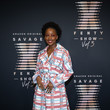 Thuso Mbedu Rihanna's Savage X Fenty Show Vol. 3 presented by Amazon Prime Video - Step and Repeat