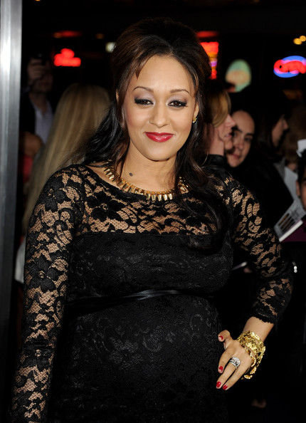 tia mowry pregnant pictures 2011. Today It#39;s Tia Mowry