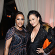 Tia Carrere 28th Annual Elton John AIDS Foundation Academy Awards Viewing Party Sponsored By IMDb, Neuro Drinks And Walmart - Inside