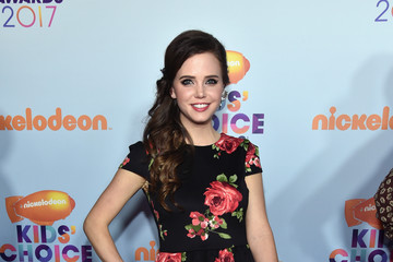 Tiffany Alvord Nickelodeon's 2017 Kids' Choice Awards - Red Carpet