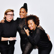 Wanda Sykes and Page Hurwitz Photos