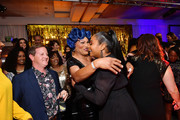 Tiffany Haddish and Flame Monroe Photos Photo