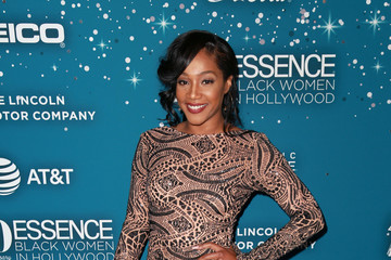 Tiffany Haddish Essence Black Women In Hollywood Awards - Red Carpet