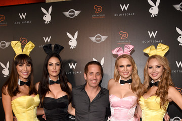 Tiffany Toth The Playboy Party At The W Scottsdale During Super Bowl Weekend - Arrivals