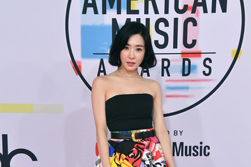 Tiffany Young 2018 American Music Awards - Arrivals