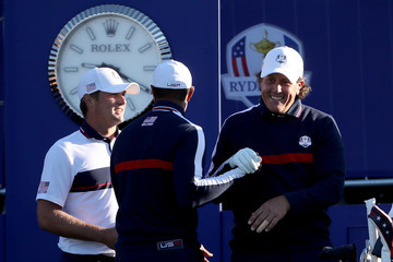 Tiger Woods Phil Mickelson 2018 Ryder Cup - Previews