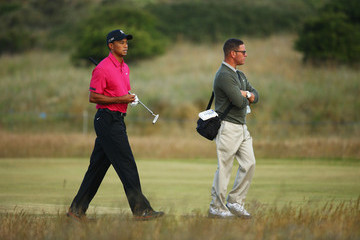 Tiger Woods Sean Foley 142nd Open Championship: Previews