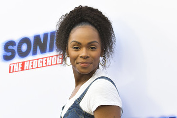 Tika Sumpter Sonic The Hedgehog Family Day Event - Arrivals
