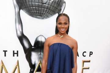 Tika Sumpter 48th NAACP Image Awards -  Arrivals