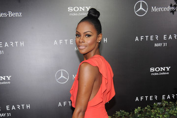 Tika Sumpter 'After Earth' Premieres in NYC