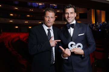 Til Schweiger Show - GQ Men of the Year Award 2017