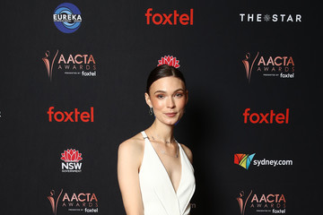 Tilda Cobham-Hervey 2019 AACTA Awards Presented by Foxtel | Industry Luncheon - Red Carpet Arrivals