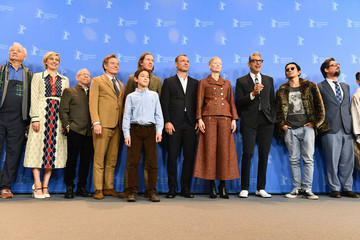 Tilda Swinton Bill Murray 'Isle of Dogs' Photo Call - 68th Berlinale International Film Festival