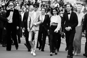 Tilda Swinton Wes Anderson 'Invisible Demons' Red Carpet - The 74th Annual Cannes Film Festival