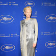 Tilda Swinton Gala Dinner Arrivals - The 72nd Annual Cannes Film Festival