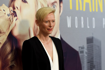 Tilda Swinton 'Trainwreck' New York Premiere