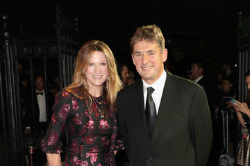 Tim Bevan 61st BFI London Film Festival Awards - Red Carpet Arrivals
