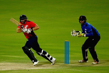 Tim Bresnan ECB North v South Series - Game Three