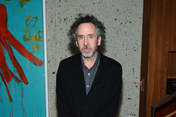 Tim Burton 'Big Eyes' Afterparty in NYC